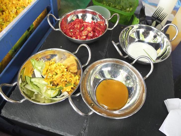 Paddington Basin Food Market