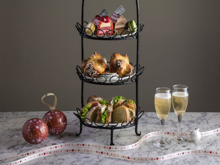 London's Best Christmas Afternoon Teas