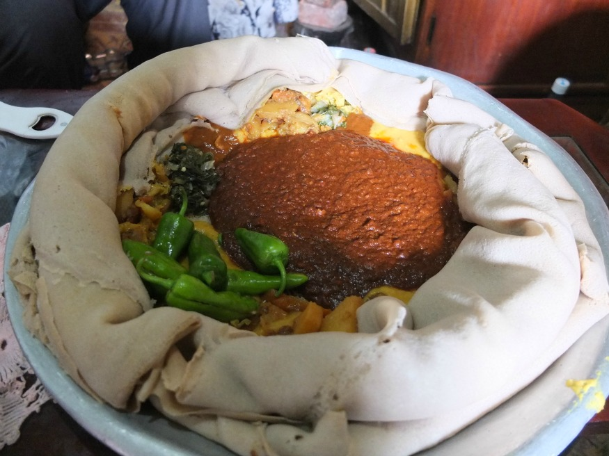 Image gallery eritrean food for Authentic ethiopian cuisine