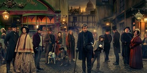A Tale Of One Sprawling City: Dickensian Comes To BBC One