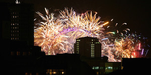Where To Watch The 2015 New Year's Eve Fireworks For Free