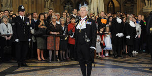 What Does Black Rod Do The Rest Of The Year?