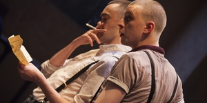 Under The Skinhead: Barbarians Review