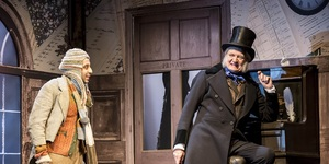 Jim Broadbent Is A Loveable Scrooge In A Christmas Carol