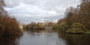 Weekend Walk: Four Royal Parks