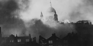 Marking 75 Years Since The Second Great Fire Of London