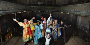 Wilton's Dick Whittington Has Roundels, Rats And Romps: Review