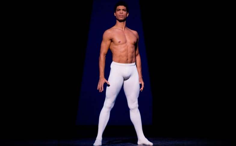 Top Ballet Dancer Dazzles With Some Help From His Friends