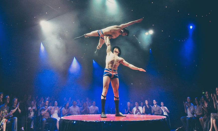 Deal Of The Day: La Soirée's Spiegeltent