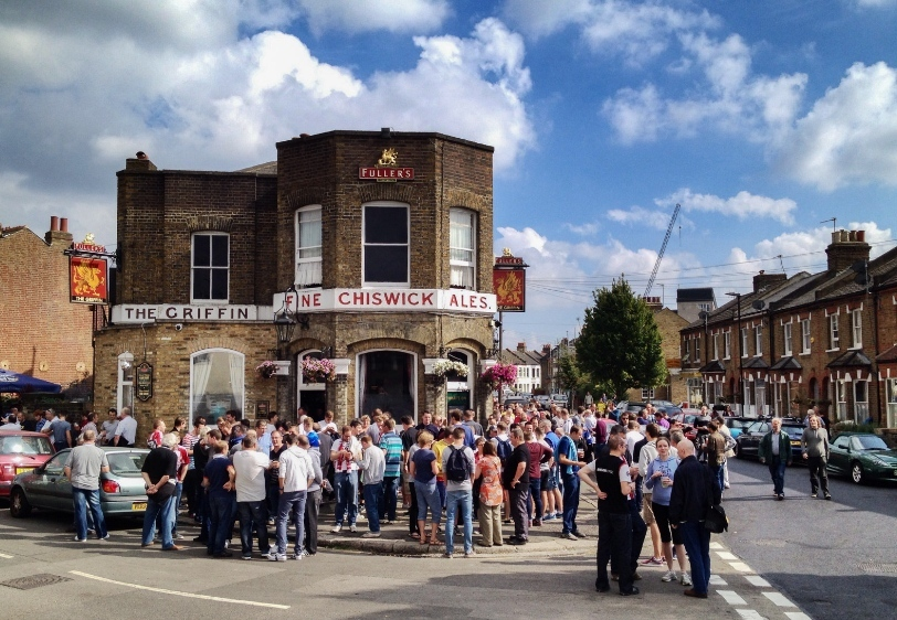 London's Greatest Pub Crawls