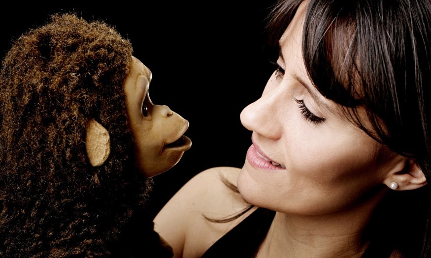 When Your Inner Voice Is A Superior Monkey: A Chat With Nina Conti