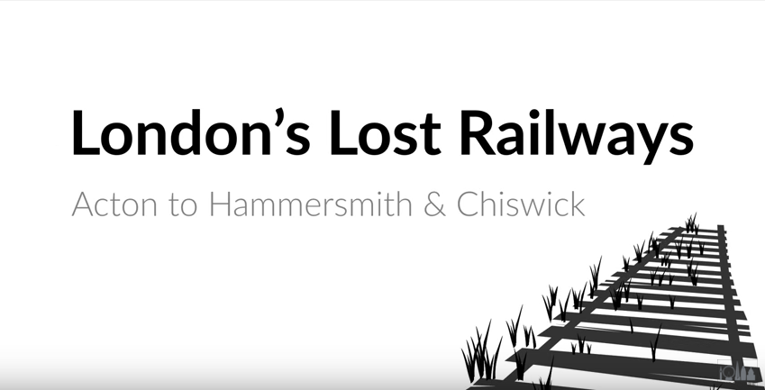 The lost railway that closed in the first world war