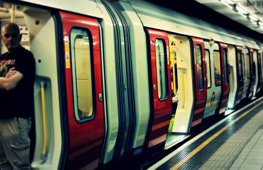 There's A Tube Train Door Chime That Sounds Like A Christmas Film Theme Tune