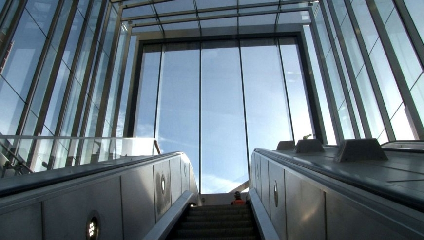 Tottenham Court Road's New Entrance Is Open