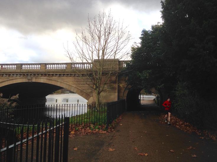 Weekend Walk: Four Royal Parks