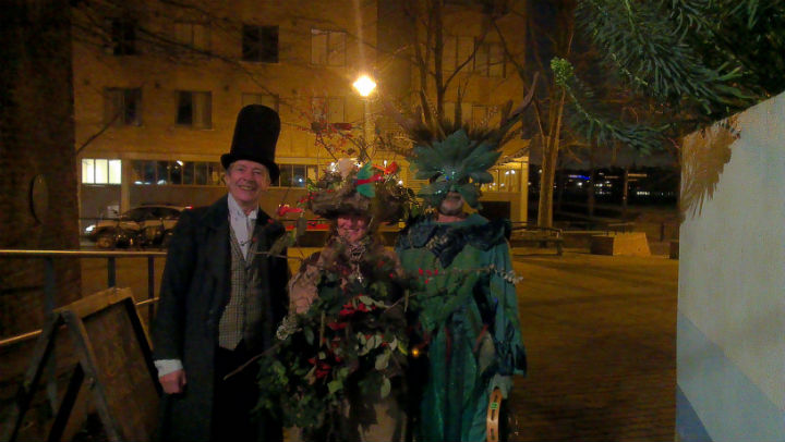 Where To Go Wassailing In London