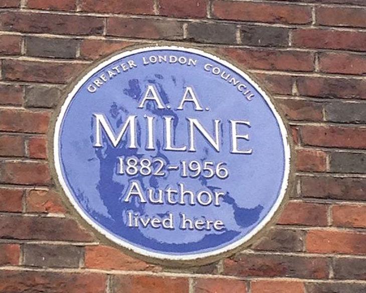 Aa Milne 39 S London Londonist