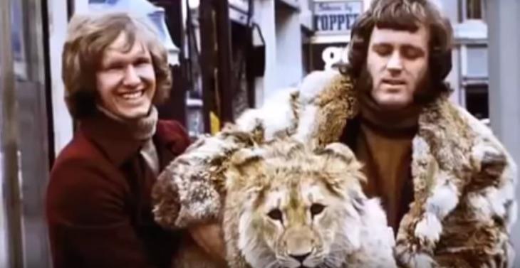 The Weirdest Pets London Ever Had