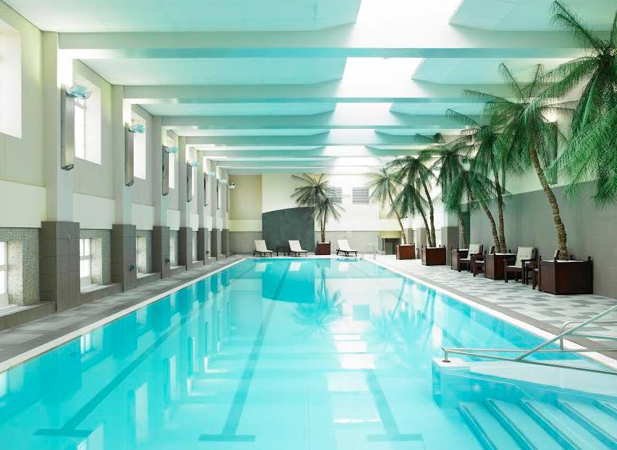 We Take A Swim In London's Biggest Hotel Pool