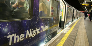 London News Roundup: Advertising The Night Tube That Doesn't Exist