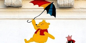 AA Milne's London