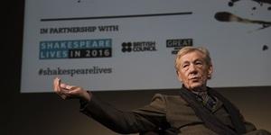Film Knights: Ian McKellen And Ken Branagh Joust Over Shakespeare On Film