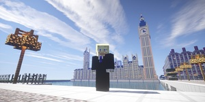 Boris Johnson Turned Into Minecraft Character For £1.2m Games London