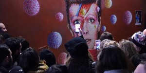 Video: Brixton Pays Tribute To Bowie