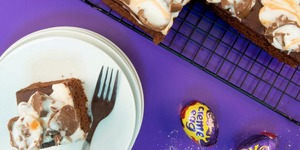 Cadbury's Creme Egg Cafe: What's On The Menu?
