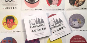 Tonight! Pick Up Your Free Londonist Collector's Edition
