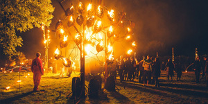 Dulwich Picture Gallery To Transform Into Fire Garden