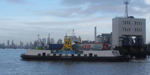 An Ode To The Woolwich Ferry