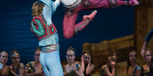 A Five Star Swashbuckling Adventure From English National Ballet