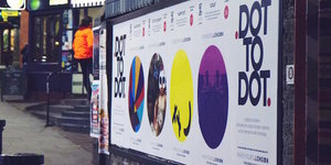 Dot To Dot Artworks Come To Digital Life In Covent Garden
