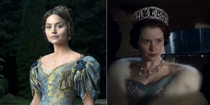 Drama Queens: Elizabeth Vs Victoria In Massive TV Face-Off