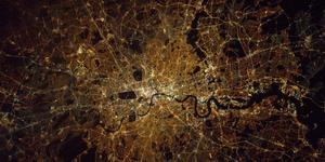 London News Roundup: This Is London Seen From Space
