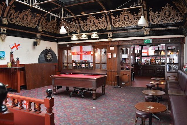 The Best Pubs For Playing Games In London