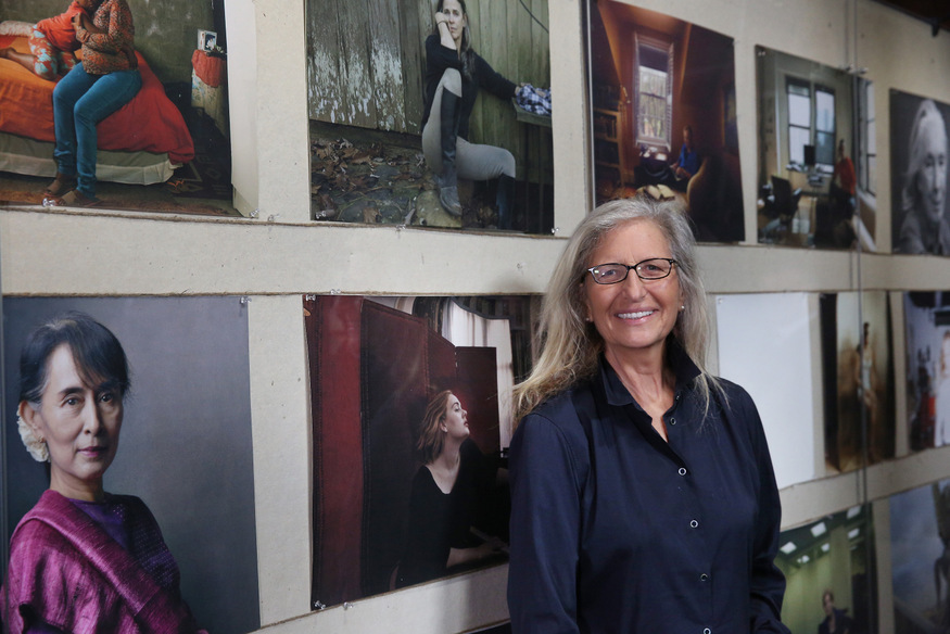 Review: Annie Leibovitz's Women Of The World Is All Gloss, No Insight