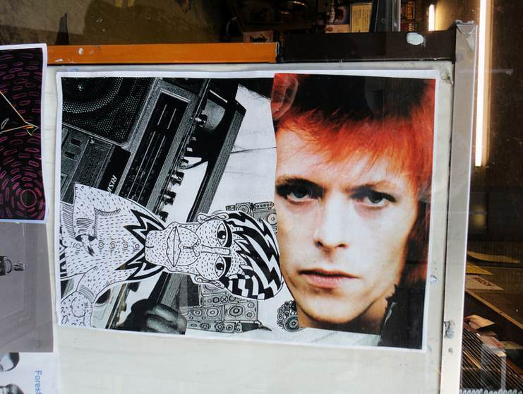 Check Out This Map Of David Bowie's London
