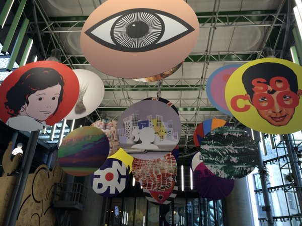 Win Amazing Prizes By Designing A Dot London Artwork