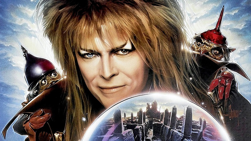 Watch David Bowie In Charity Screening Of Labyrinth