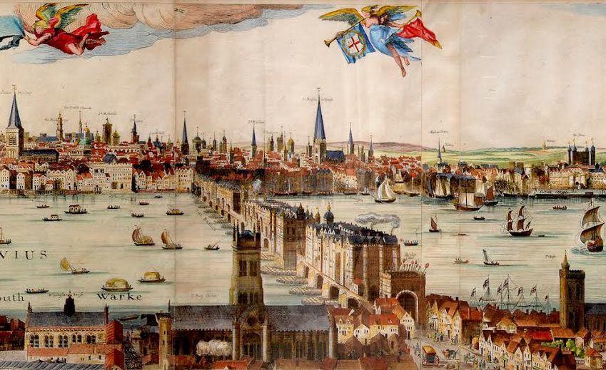 Take A 6-Week Historical Joyride Through London