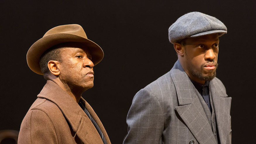 Why Do London's Black Actors Always Play Americans?