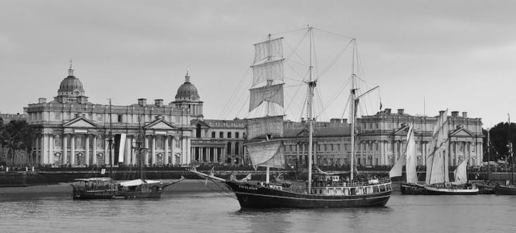 Friday Photos: London Boats