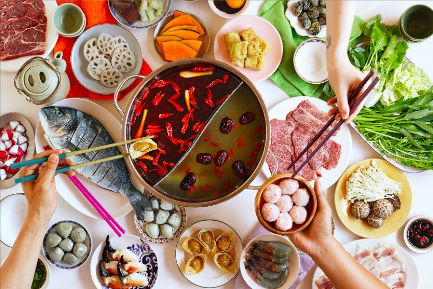 London's First Specialist Chinese Hotpot Restaurant Has Opened