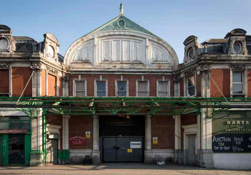 Museum Of London Seeks Architect For New Smithfield Site