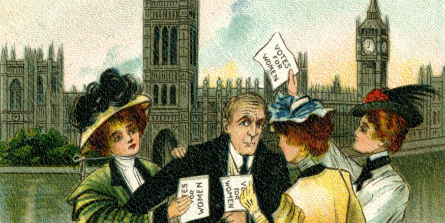 Book Now: Suffragette Season Comes To Houses Of Parliament