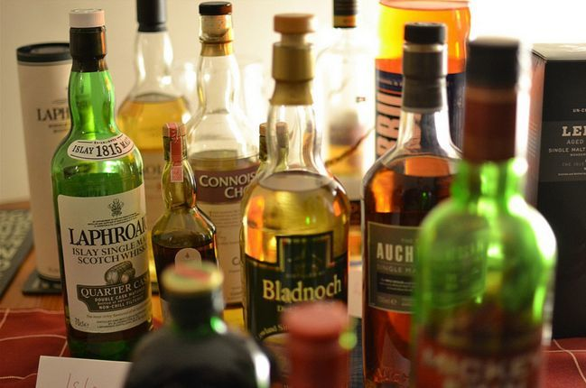 Get Whisky For 1p In Central London This Week