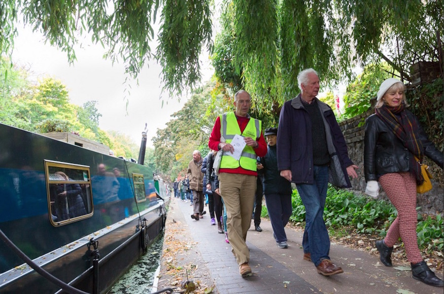 Free Guided Walks All Over London This Weekend