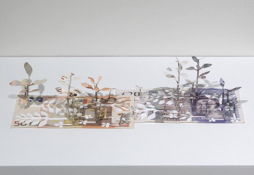 Trees Grow On Money: The Intricate Art Of Yuken Teruya